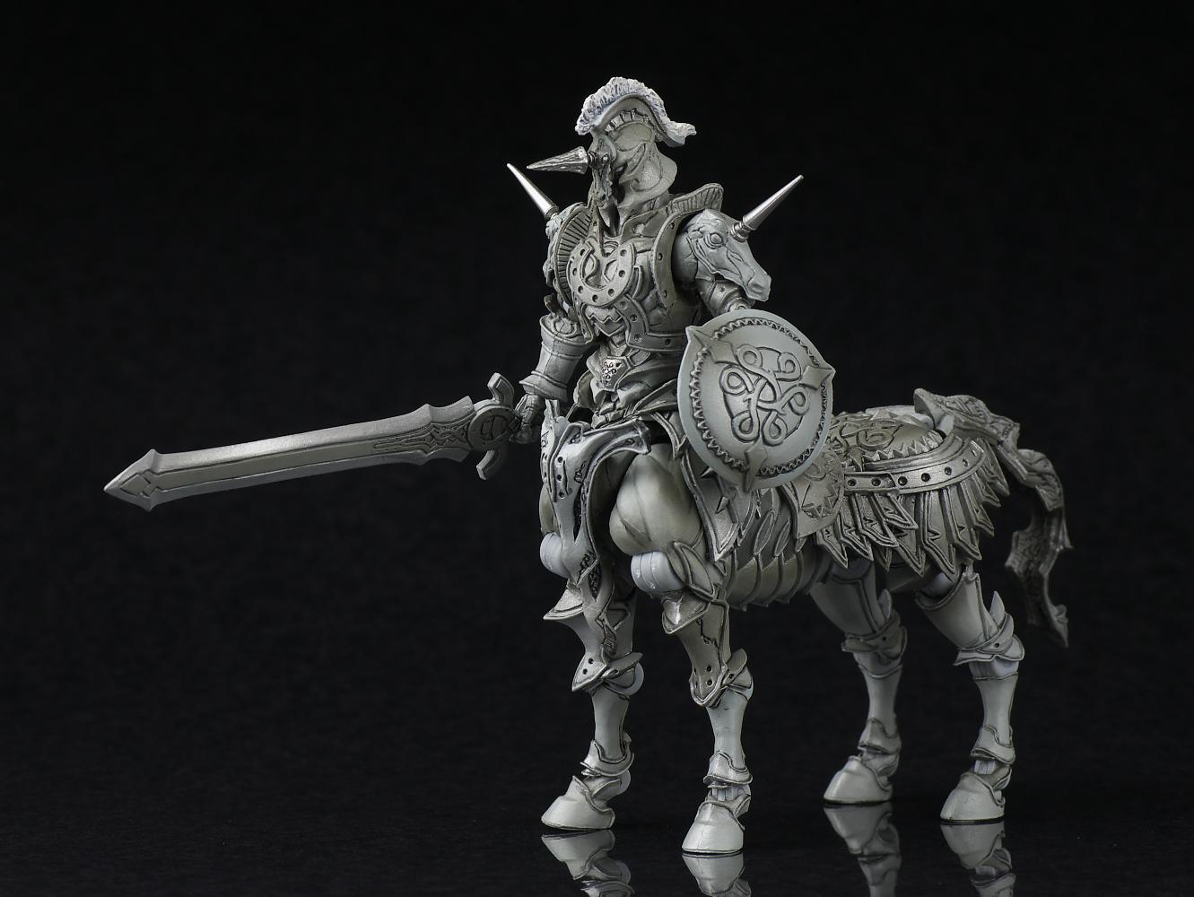Centaur Orphnoch Lv 2.