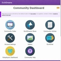 New Feature: Community Dashboard