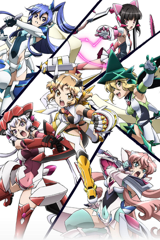 Anime_Freak's Review: Symphogear