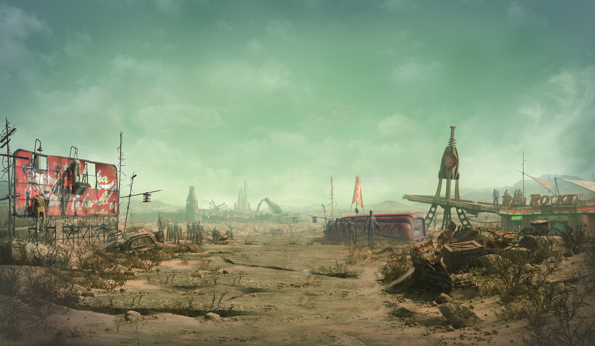 Fallout: East Texas