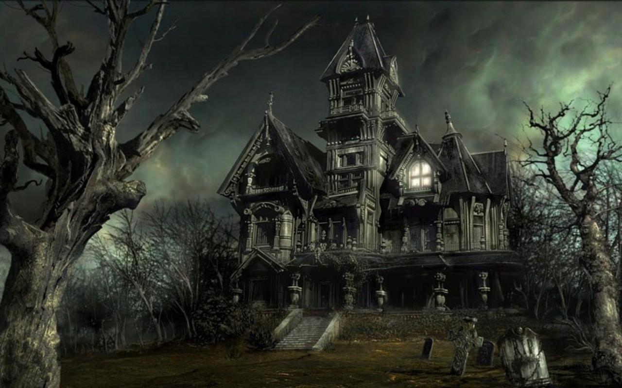 Haunted House Series