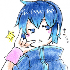 Typical Blue Haired Dude